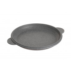 Крышка-сковорода Ø 24 см Серый мрамор